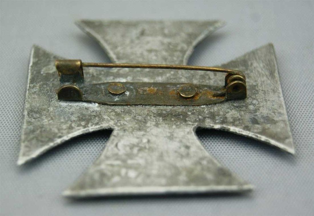 German WW1 Cross Badge ZEPPELIN L33, 1916 - 9