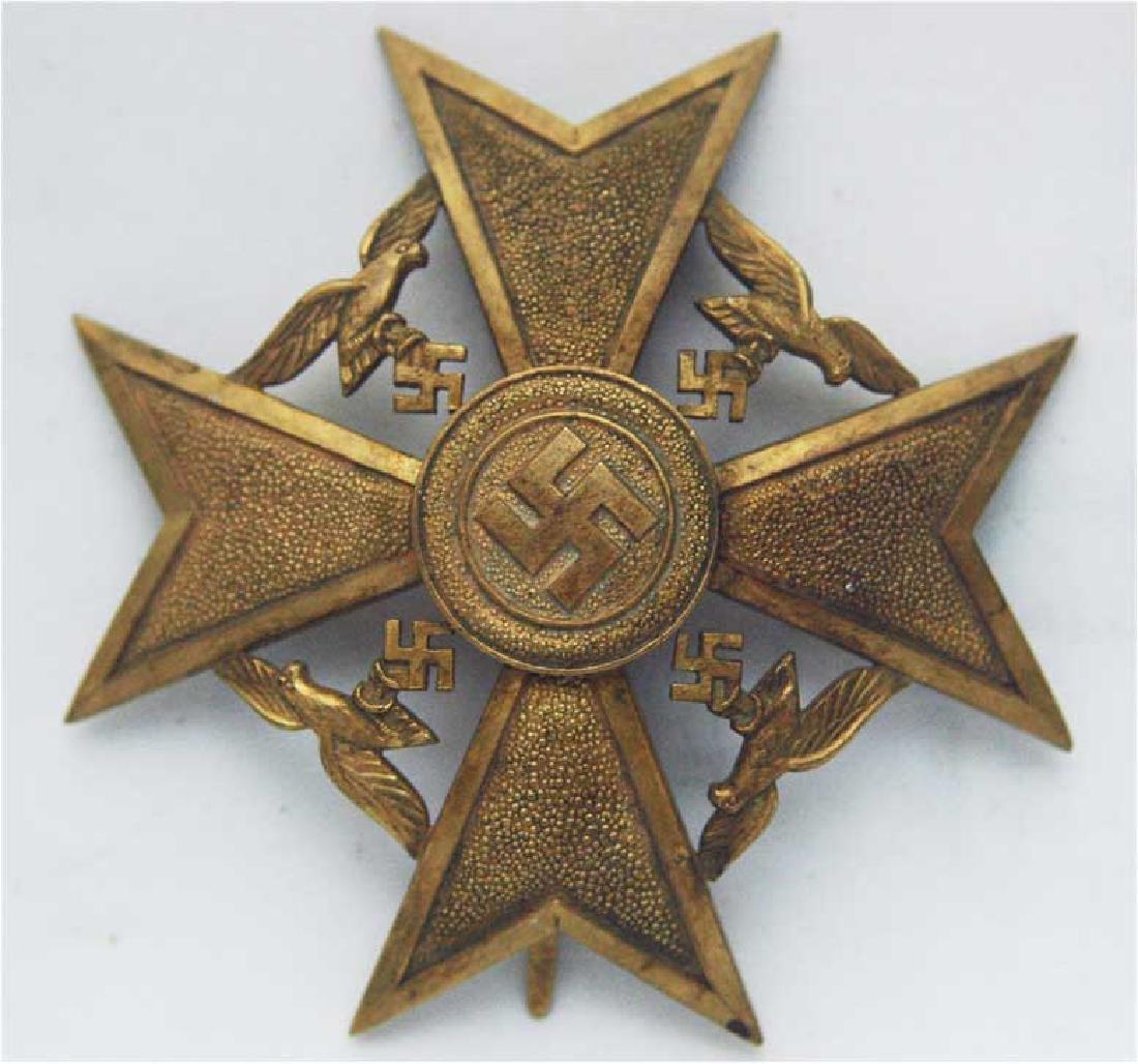 Unique German WW2 Spanish Cross, Legion Condor, L/13