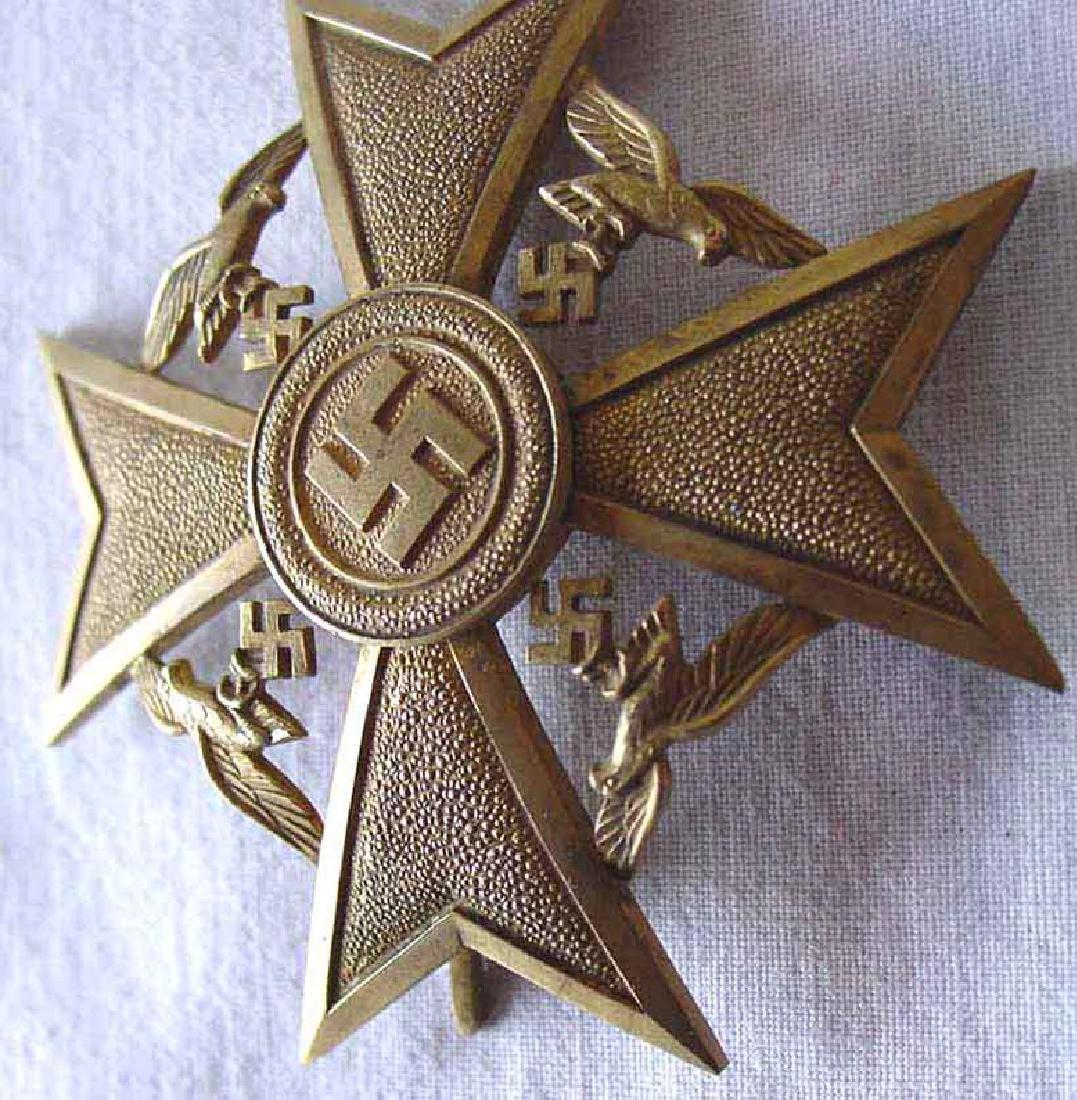 Unique German WW2 Spanish Cross, Legion Condor, L/13 - 3
