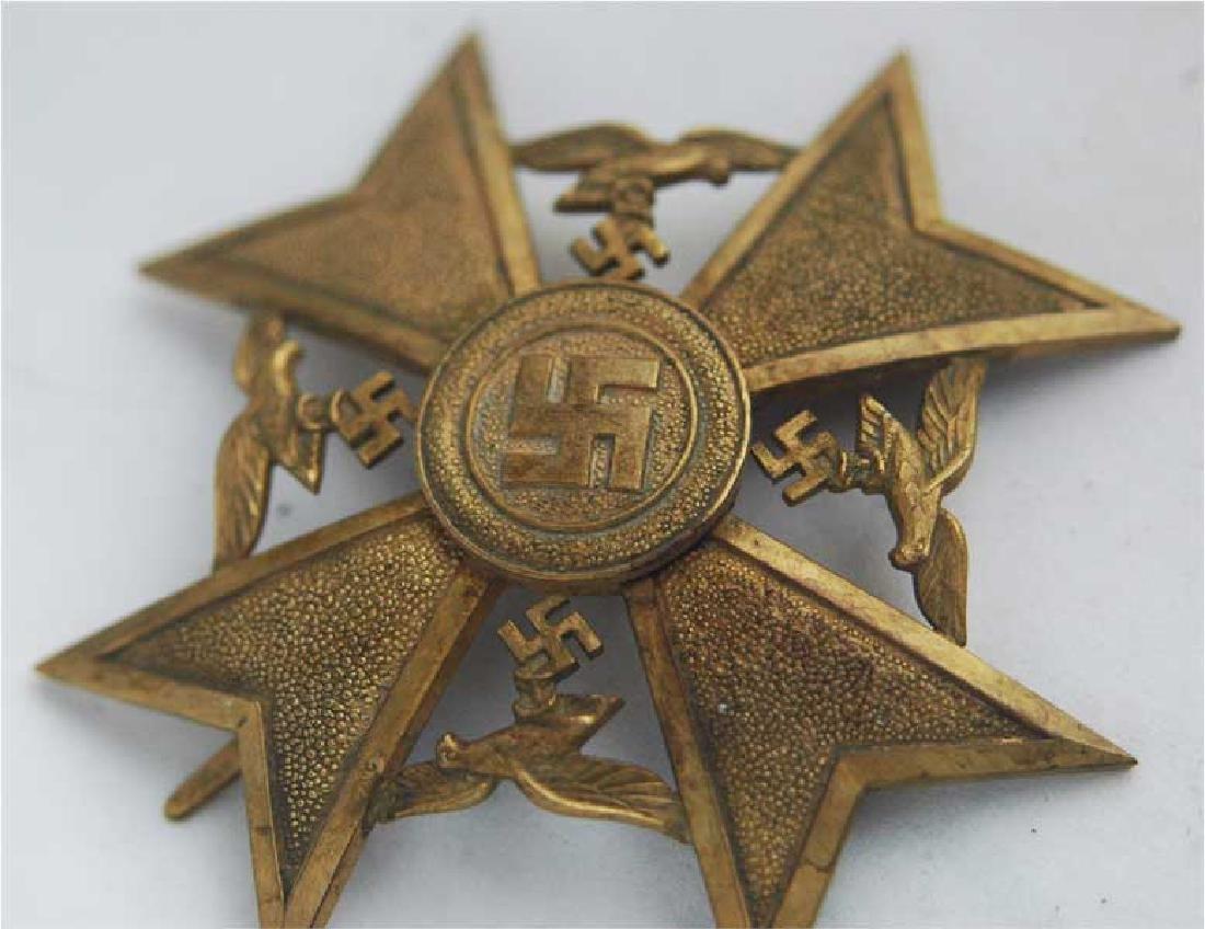 Unique German WW2 Spanish Cross, Legion Condor, L/13 - 4