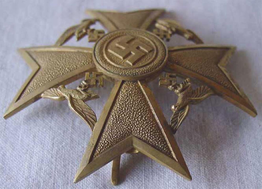 Unique German WW2 Spanish Cross, Legion Condor, L/13 - 5