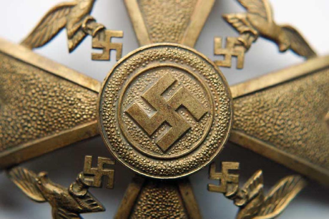 Unique German WW2 Spanish Cross, Legion Condor, L/13 - 6