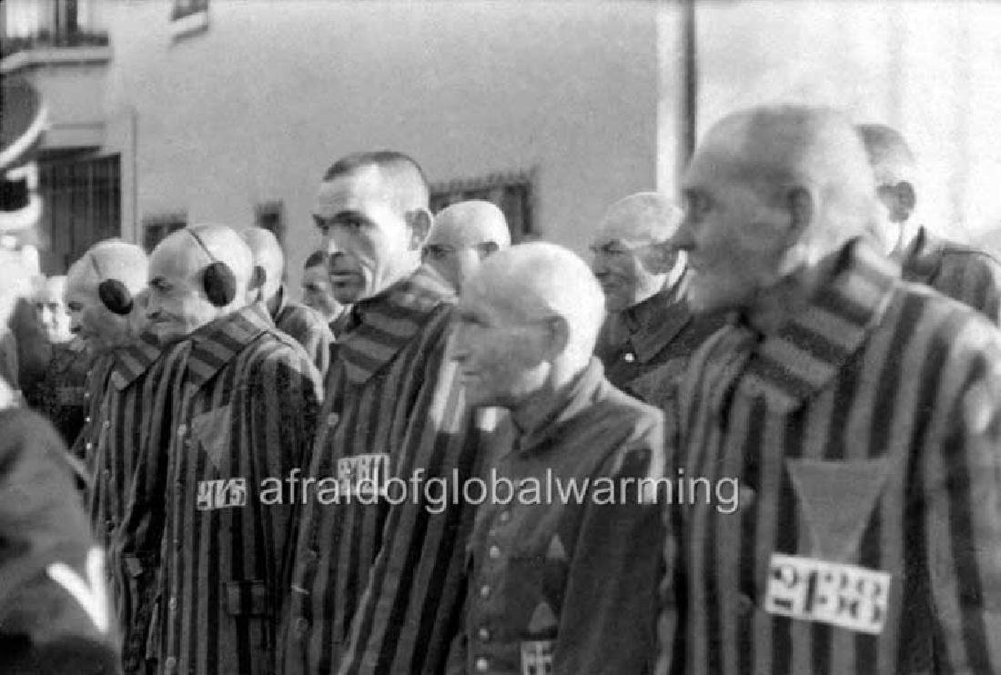 Original Jewish WW2 Menorah w. Hebrew, BUCHENWALD - 10