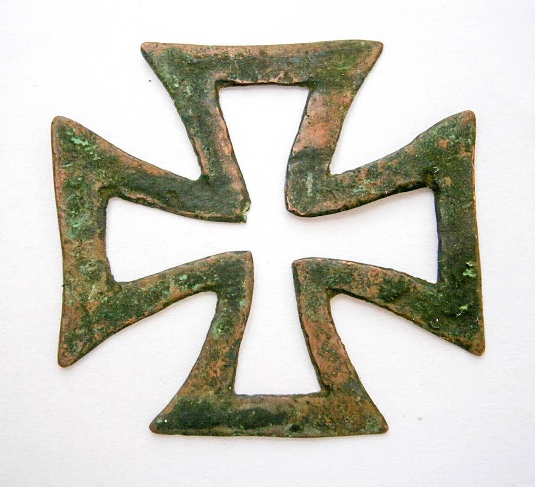 Original German WW2 Bronze Iron Cross, 1941-1945