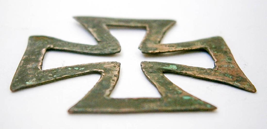 Original German WW2 Bronze Iron Cross, 1941-1945 - 6