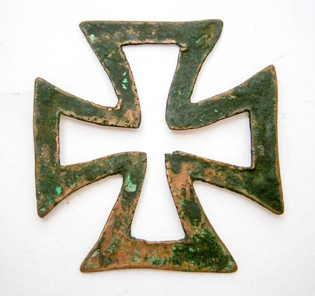 Original German WW2 Bronze Iron Cross, 1941-1945 - 7