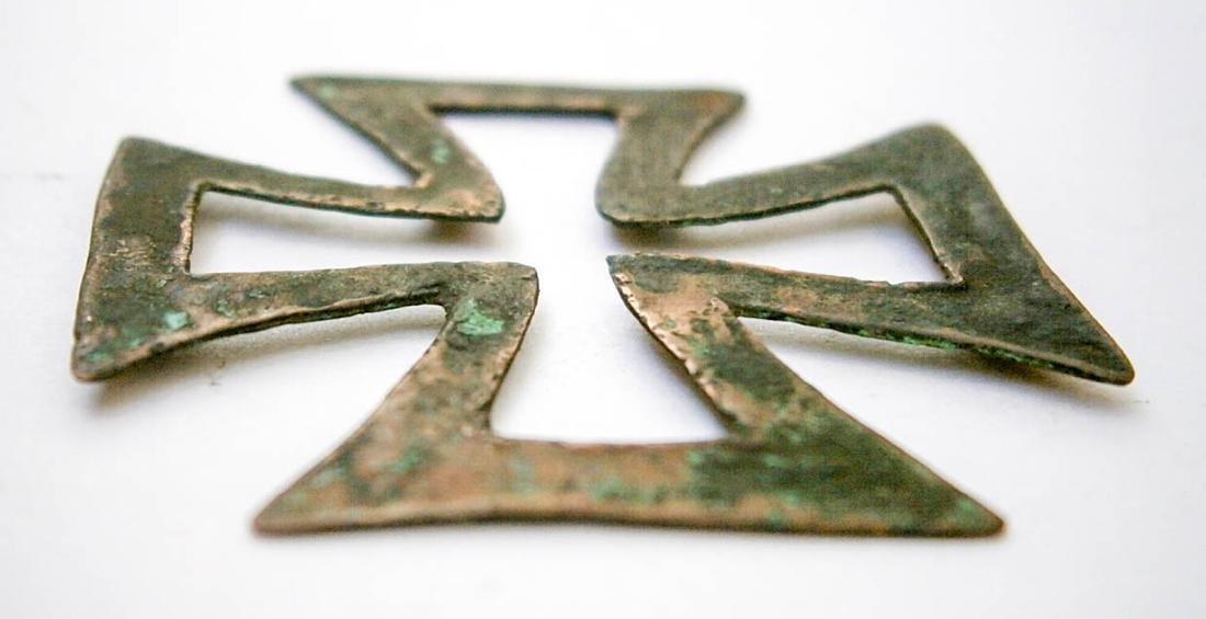 Original German WW2 Bronze Iron Cross, 1941-1945 - 8