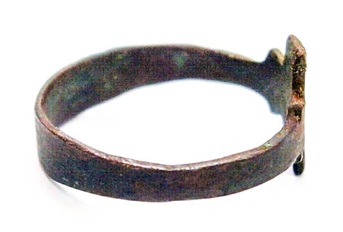 Original German WW2 Bronze Iron Cross, 1941-1945 - 5