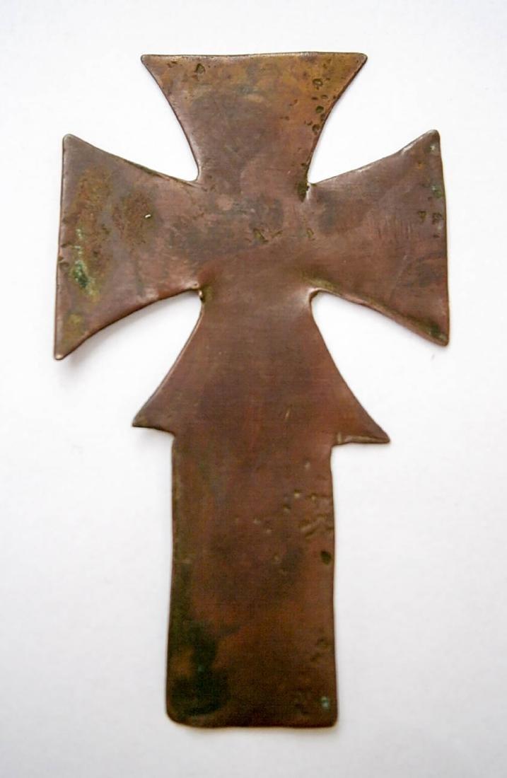 German WW2 Iron Cross for Anivesary, Trench Art