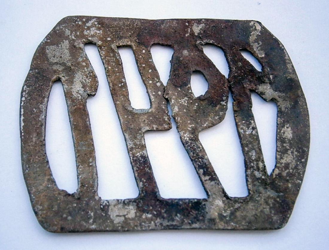 Original German WW2 Cocarde, Trench Art 1941 - 7