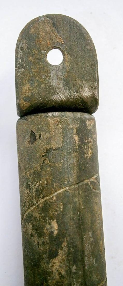 Original Jewish MEZUZAH Case fr. Litzmannstadt - 9