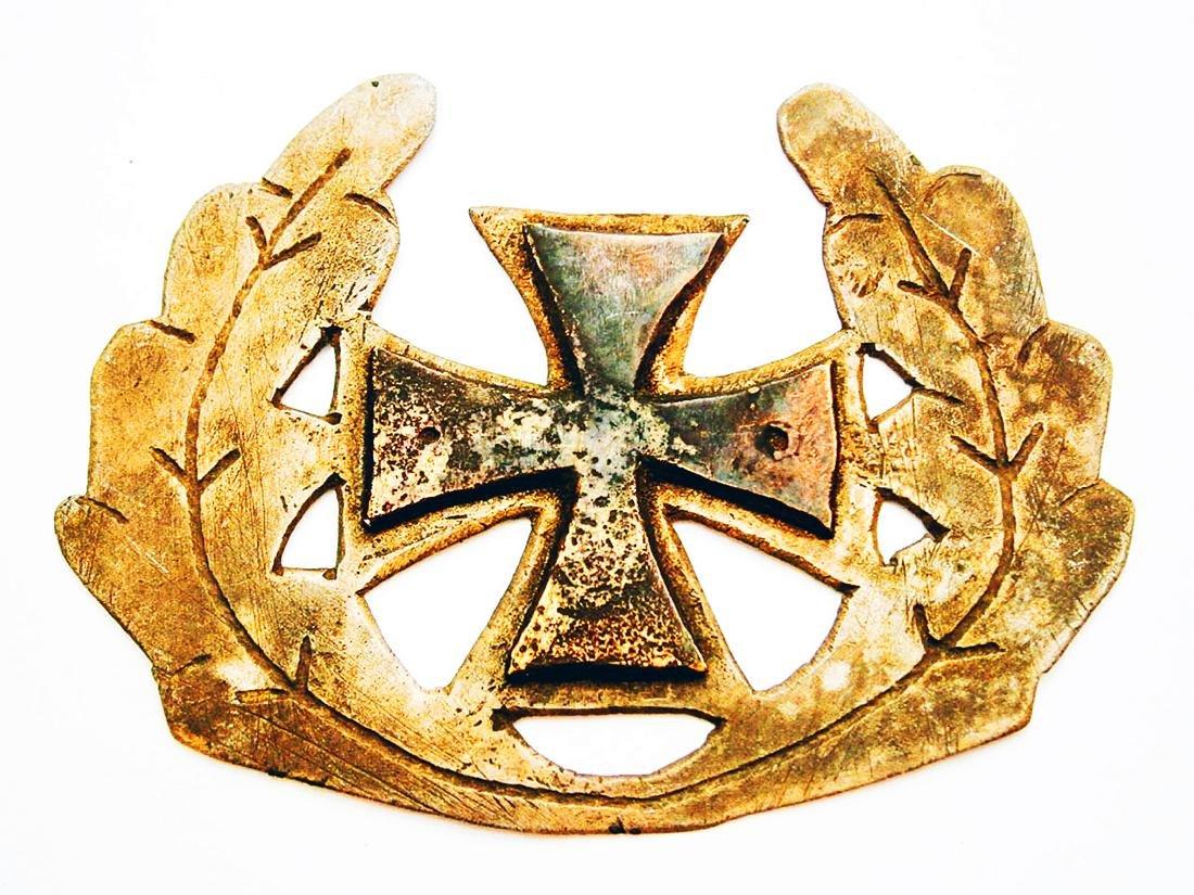 Original German WW2 Cocarde w. Iron Cross