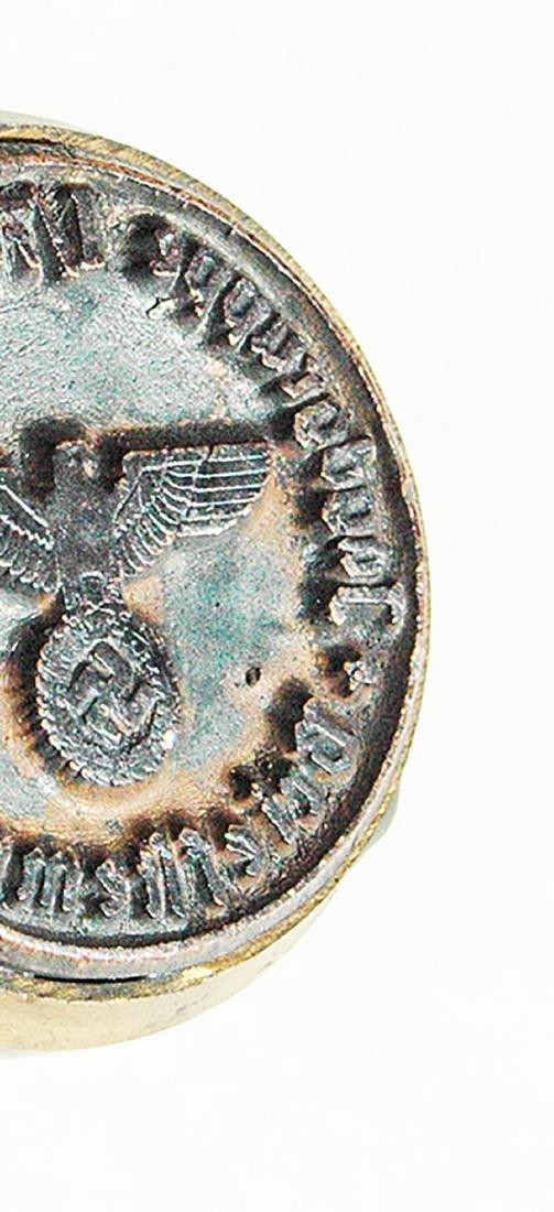 German WW2 Stamp for Documents - 7