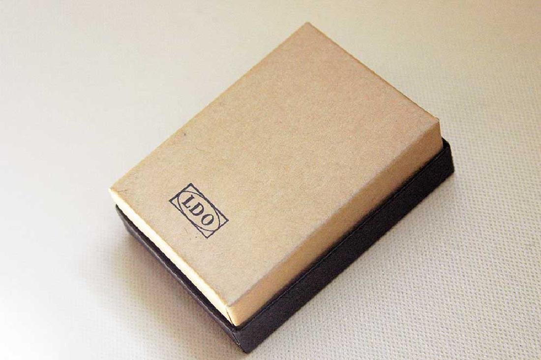 German WW2 LDO Box, OSTMEDAILLE - 5