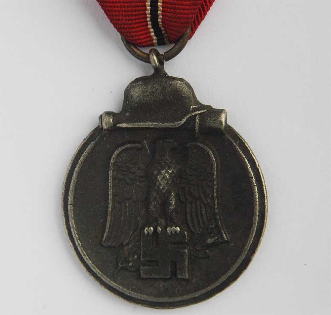 German WW2 LDO Box, OSTMEDAILLE - 6