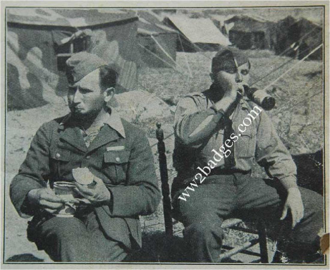 Rare German WW2 Black Wound Badge - 6