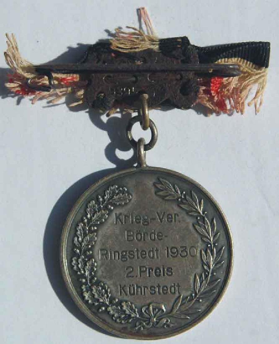 Original German WW1 Medal, Hindenburg - 3