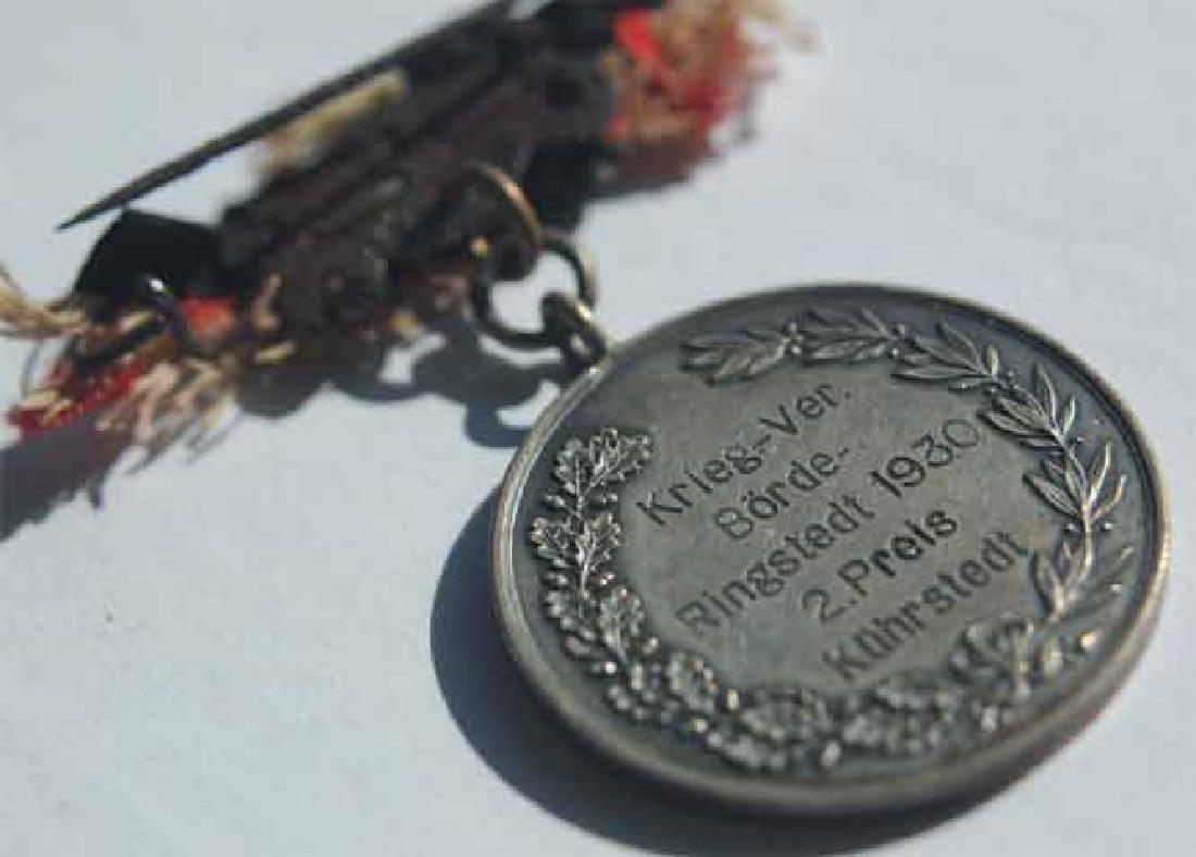 Original German WW1 Medal, Hindenburg - 4