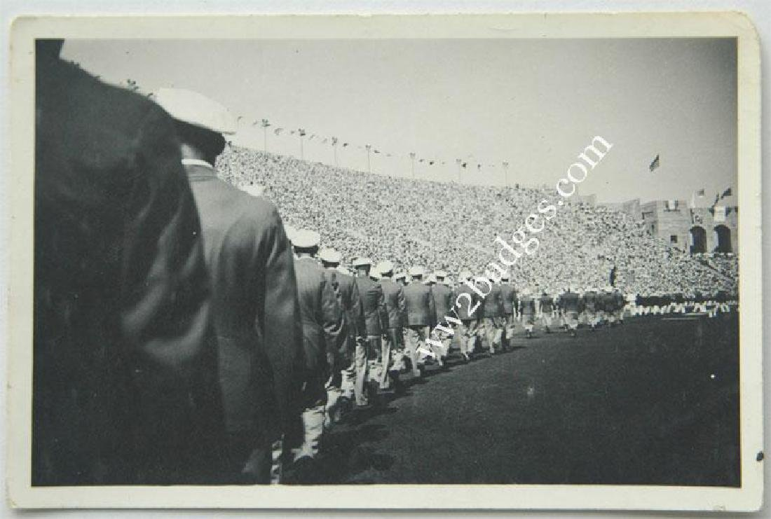 PROFESSIONAL PHOTO GERMAN OLYMPIC GAME, 1936