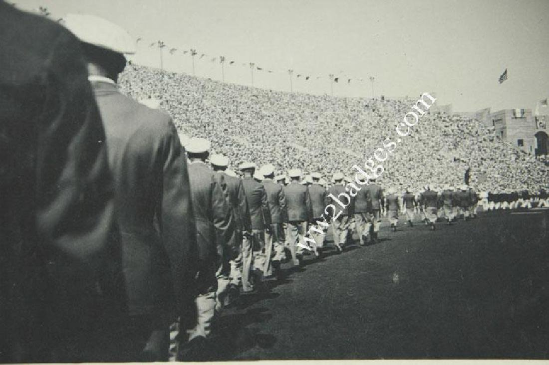 PROFESSIONAL PHOTO GERMAN OLYMPIC GAME, 1936 - 2