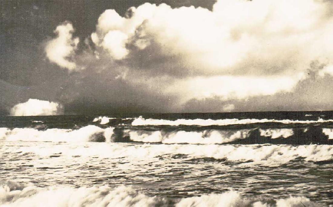 German WW2 Postcard, U-370 Oberleutnant Karl Nielsen - 6