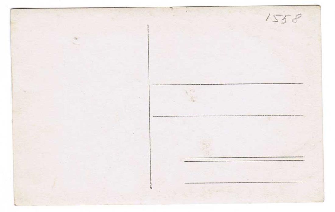 German WW2 Postcard, U-370 Oberleutnant Karl Nielsen - 4