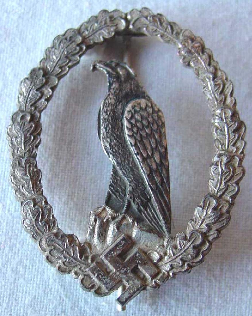 German WW2 Luftwaffe Flyers Commemorative Badge - 2