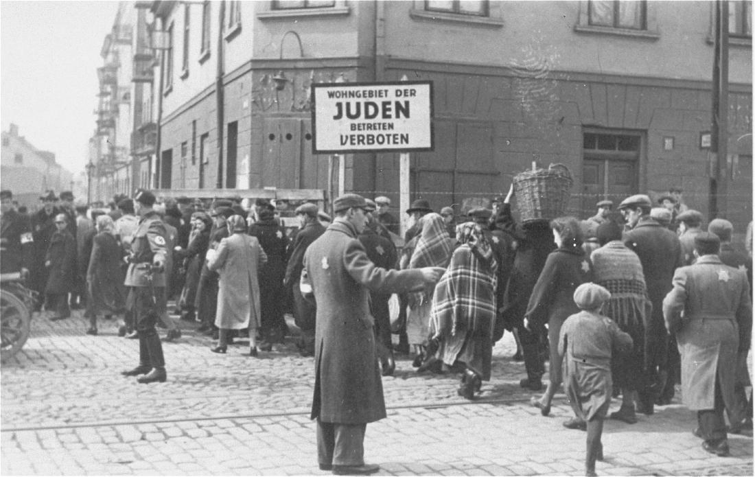 Original Jewish WW2 Letter fr. Litzmannstadt, 1940 - 9