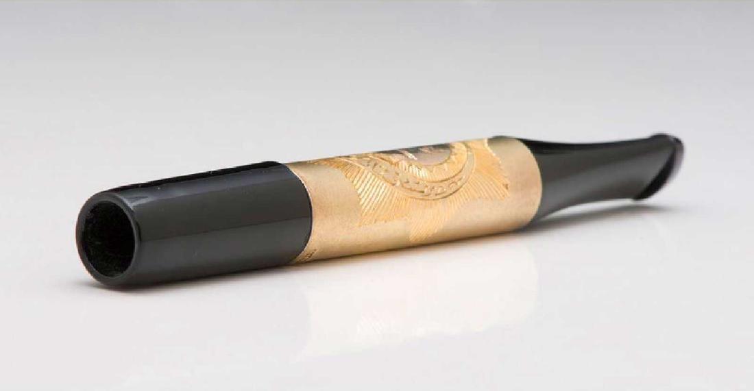 GERMAN Cigarette Case, Cigarette Holder, Match Safe - 9