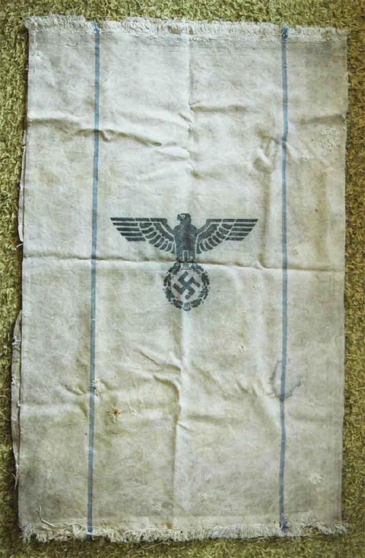 German WW2 Bag for Gold & Money fr. Concentration Camp