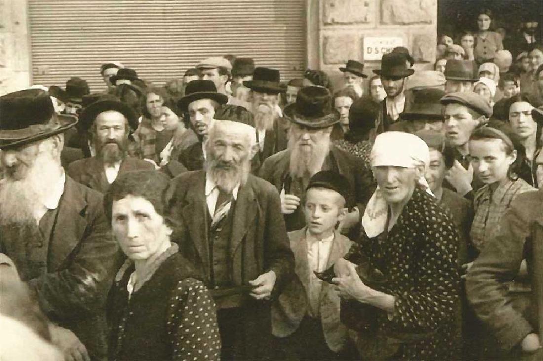 Original Jewish WW2 Ring from Litzmannstadt, 1939 - 10