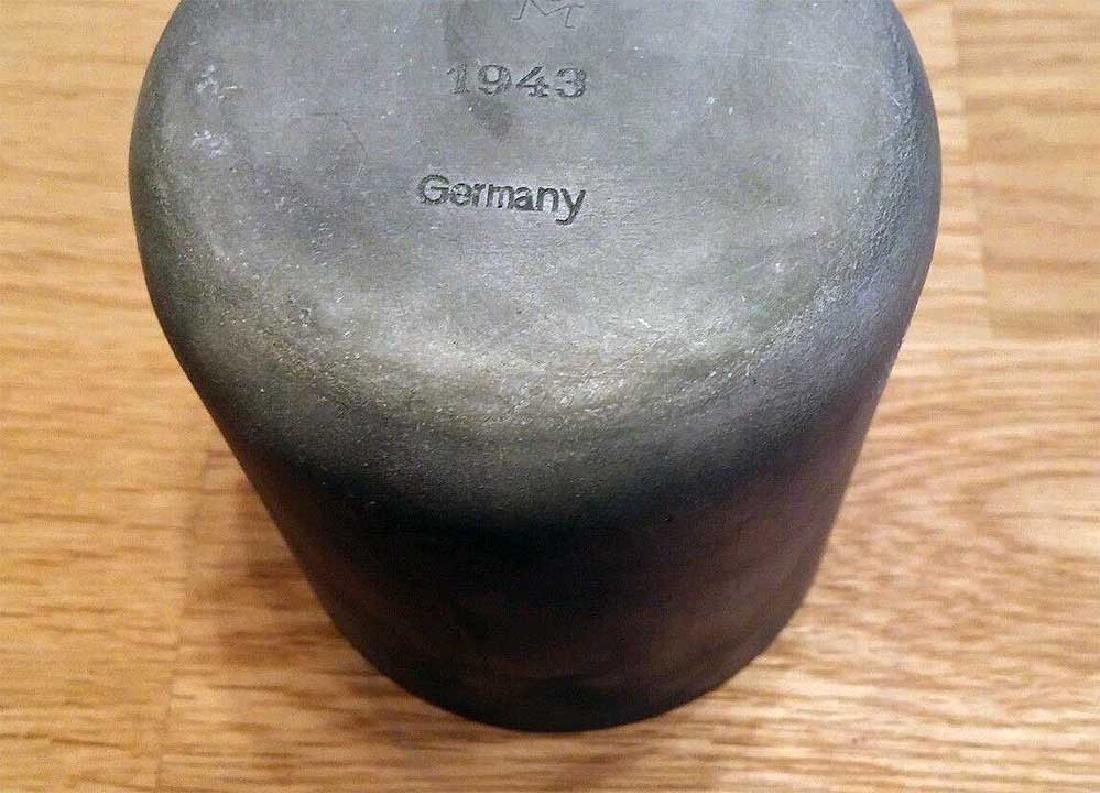 Rare German WW2 U-Boot U-82 Cup w. Emblem - 5