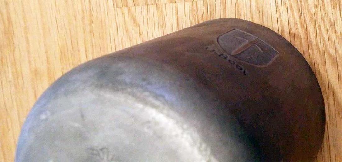 Rare German WW2 U-Boot U-82 Cup w. Emblem - 6