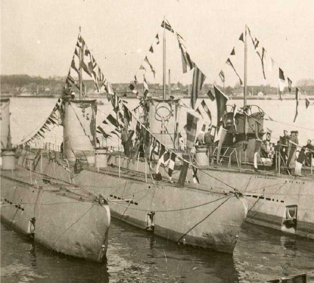 Rare German WW2 U-Boot U-82 Cup w. Emblem - 7