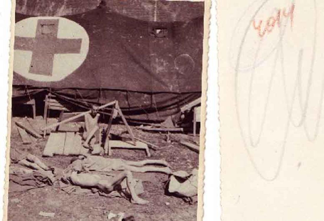 Original WW2 Red Cross Armband from DACHAU - 10