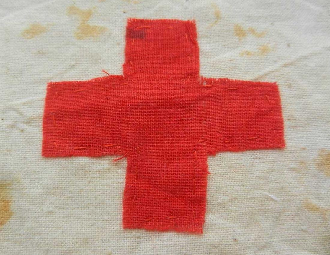 Original WW2 Red Cross Armband from DACHAU - 3