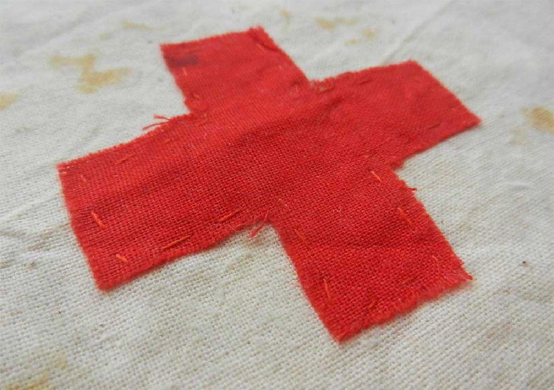 Original WW2 Red Cross Armband from DACHAU - 5