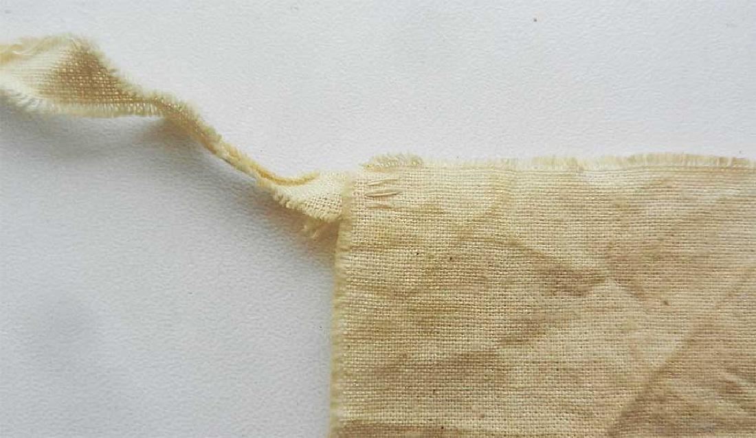 Original WW2 Red Cross Armband from DACHAU - 7