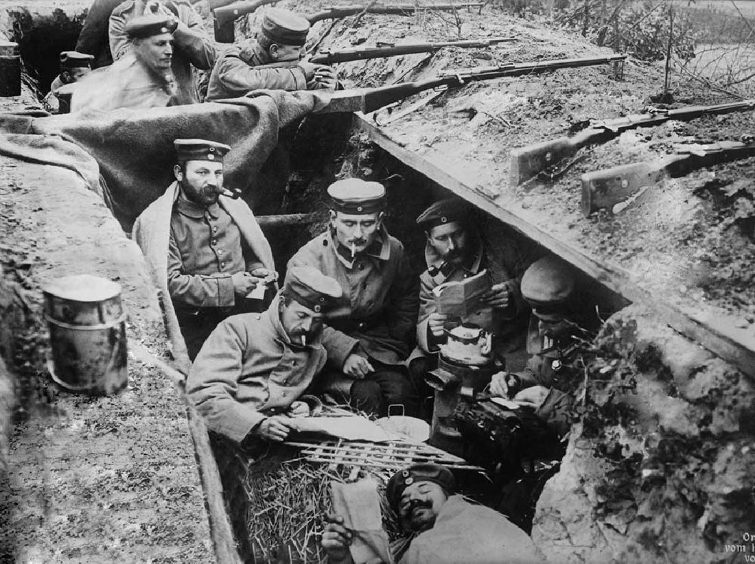 Unusual German WW1 Bracelet w. Iron Cross, 1915-1916 - 10