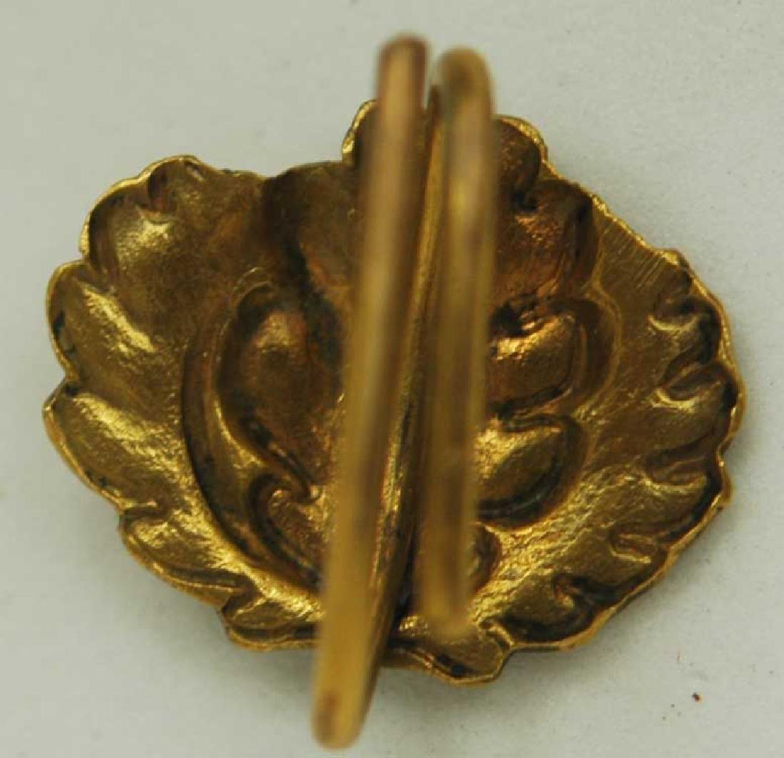 UNIQUE Order Pour le Merite, gold w. Ribbon - 10