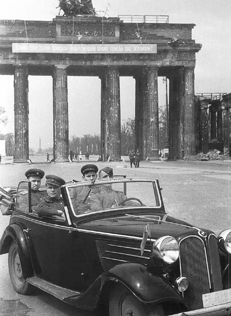 German WW2 Cup EMMA-BMW, Buchenwald Camp - 6