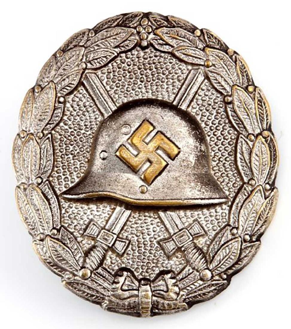 German WWII Spanish Legion Condor Wound Badge,