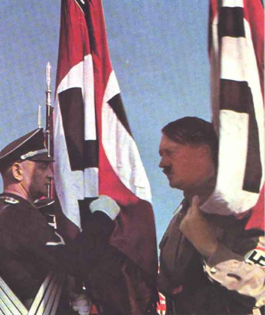 German WW2 Regimental Band for a Flag Man on Parade - 6