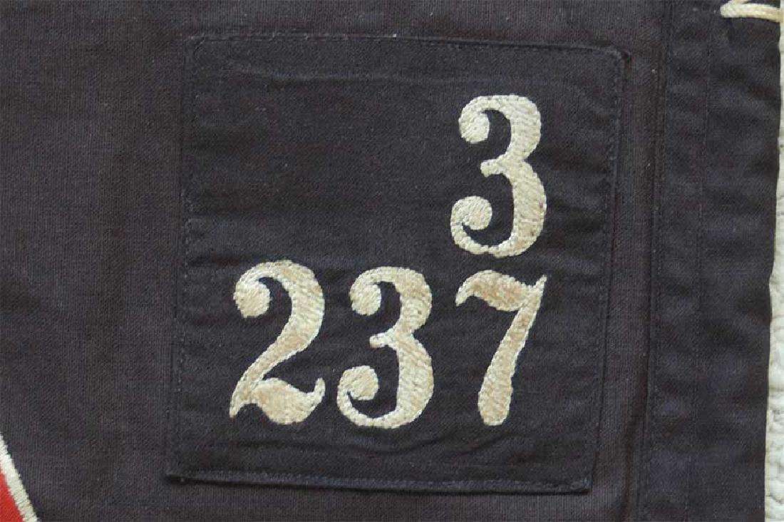 LARGE BATTLE German WW2 Hitler Jugend Pennant - 4