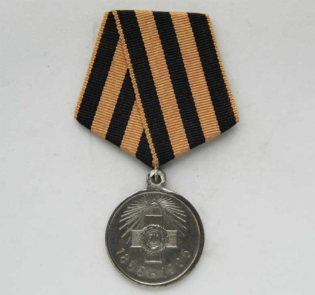 RUSSIAN Imperial Medal 56th Zhitomir Regiment, 1905