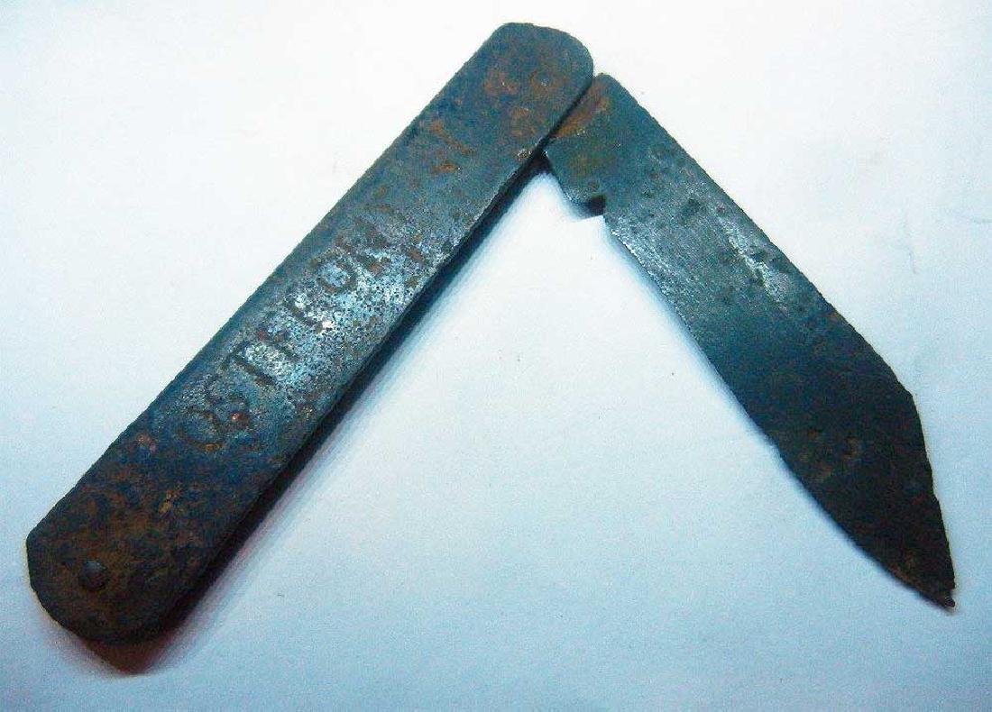Original German WW2 Knife OSTFRONT, 1941 - 1945 - 3