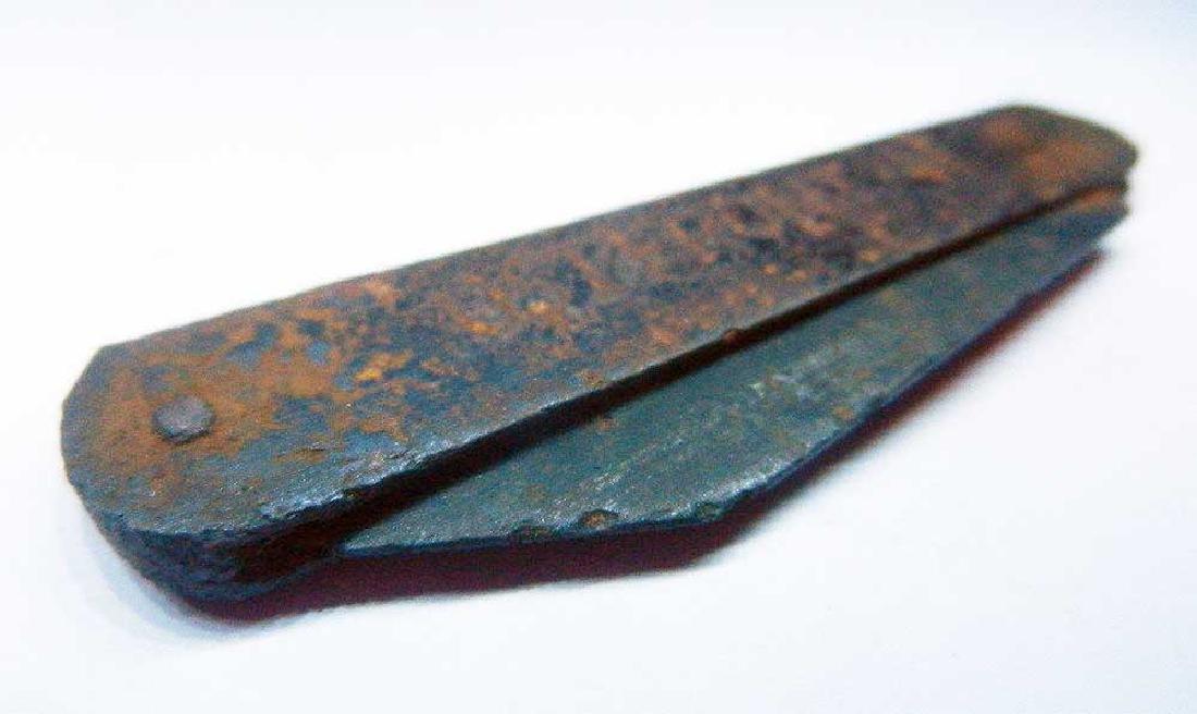 Original German WW2 Knife OSTFRONT, 1941 - 1945 - 7