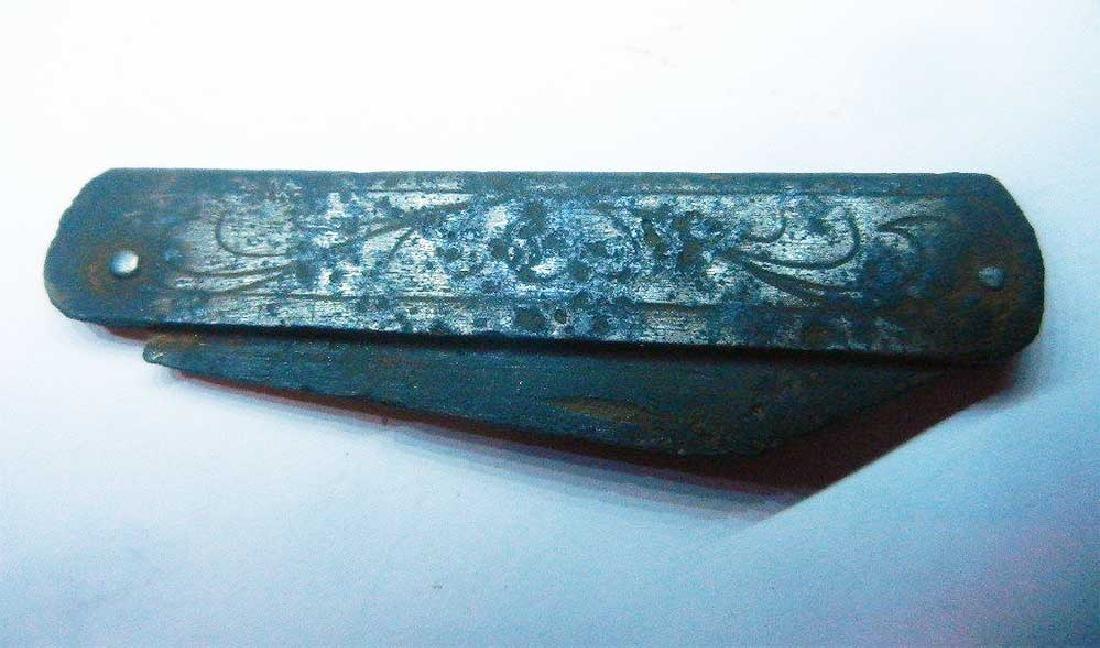 Original German WW2 Knife OSTFRONT, 1941 - 1945 - 8