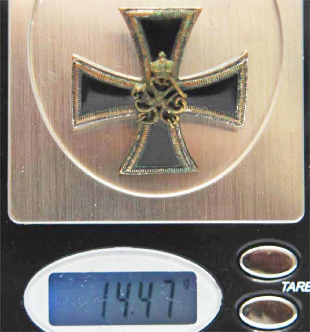 Russian Imperial Badge Life - Guards Yegersky Regiment, - 7