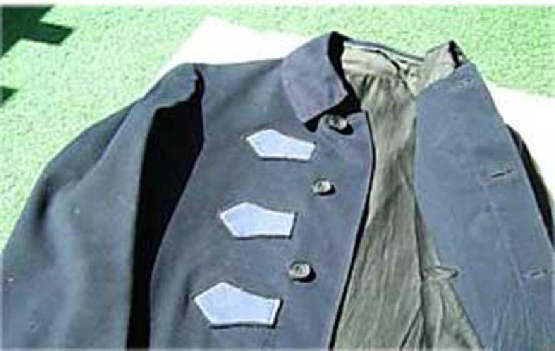 Rare WW1 SOVIET RUSSIAN CAVALRY TUNIC, 1920 - 1925 - 3